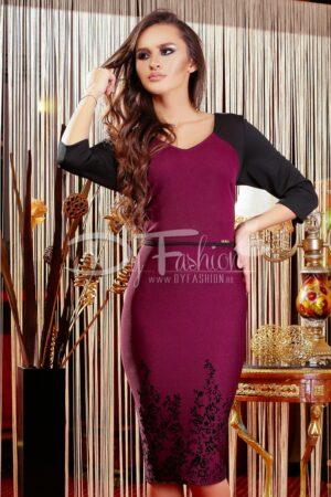 Rochie Dark Purple SustainRochii