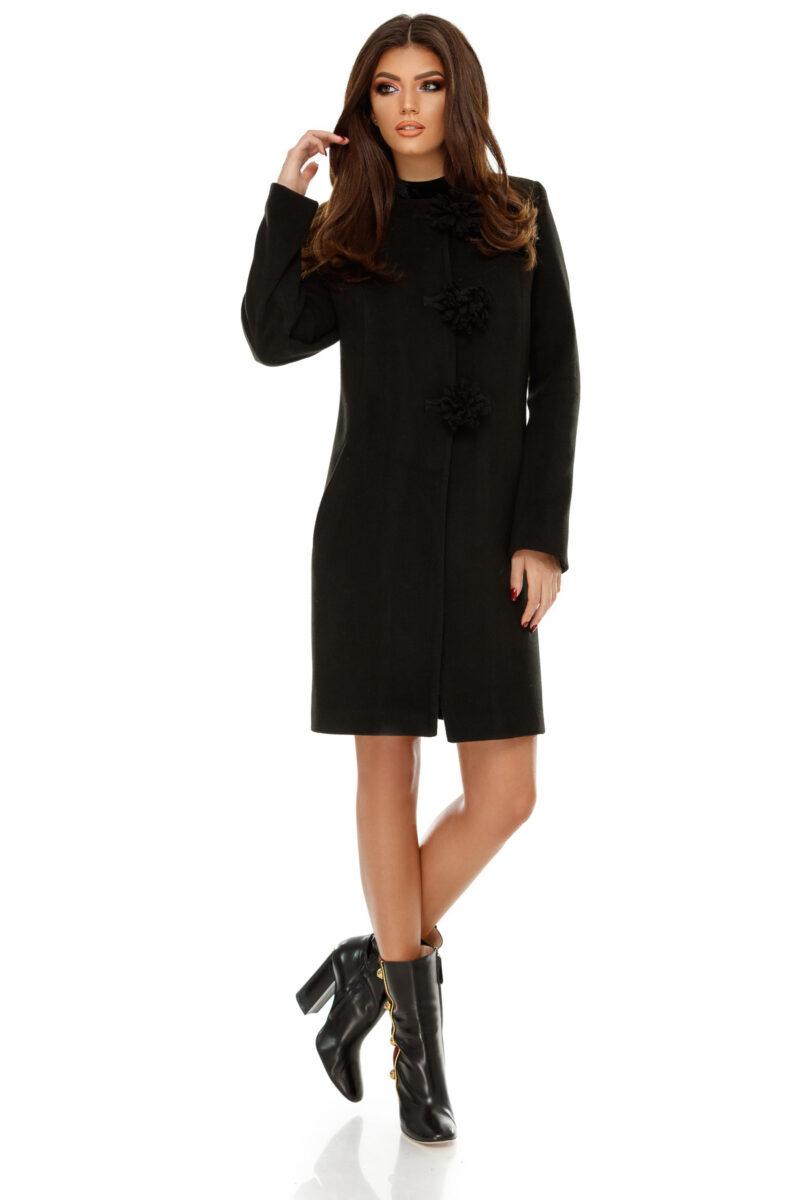 palton ava negru 10