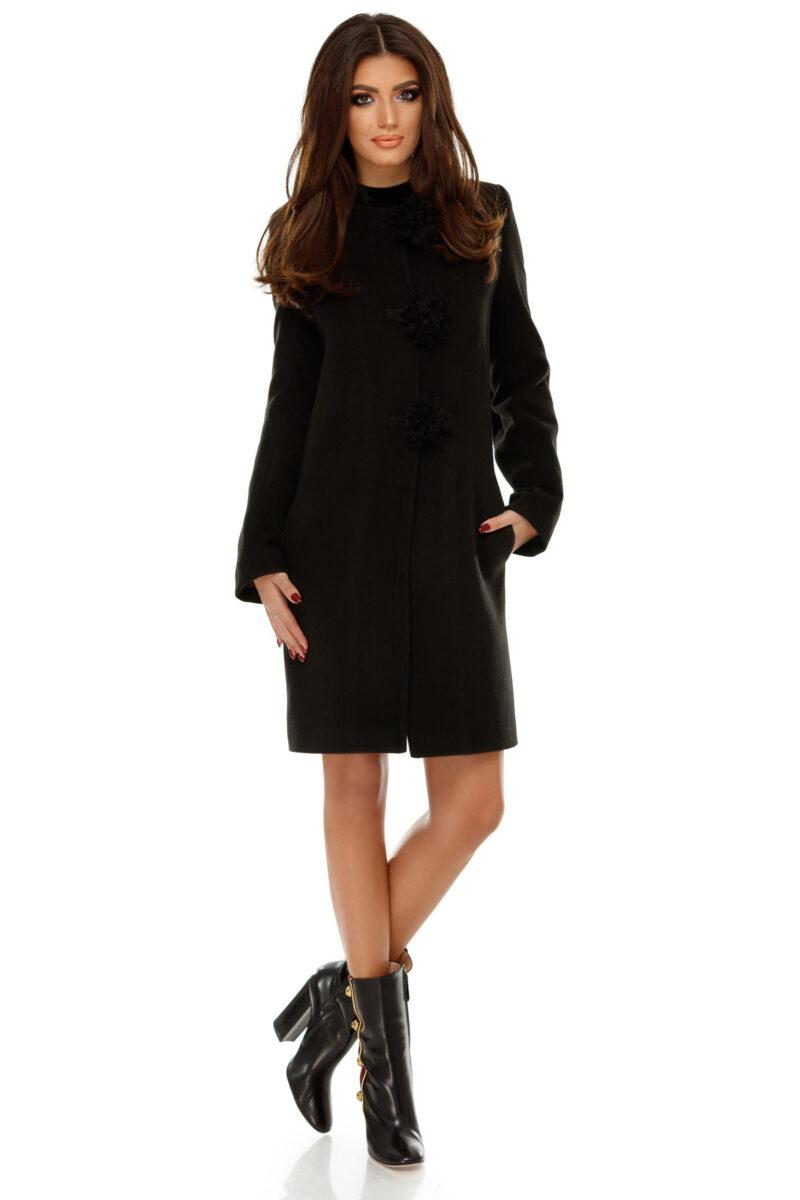 palton ava negru 11