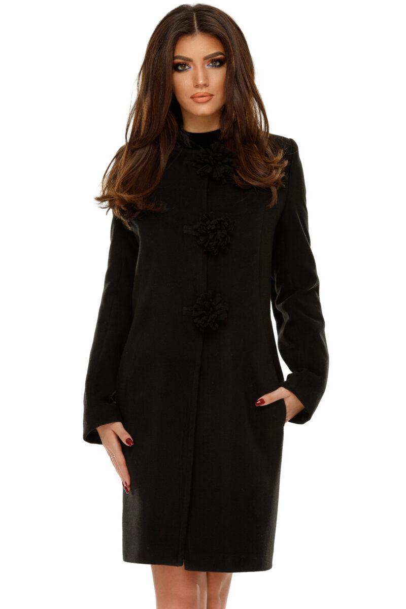 palton ava negru 9