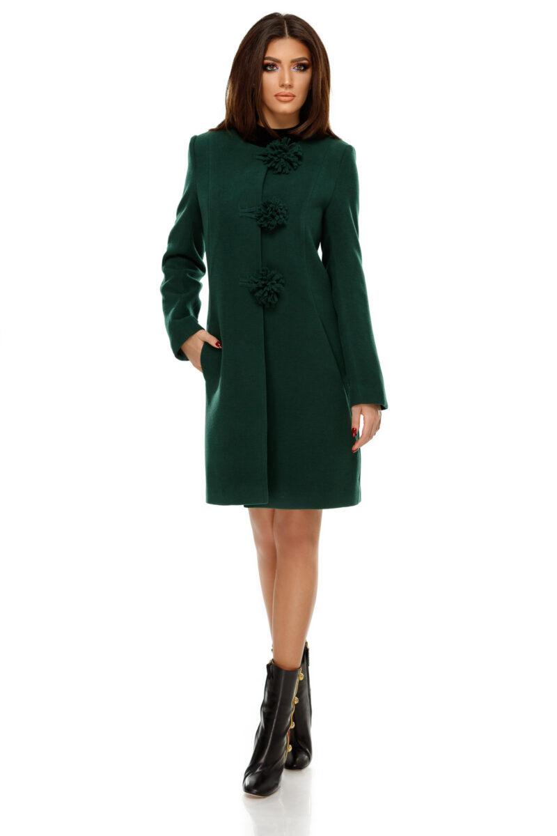palton ava verde 10