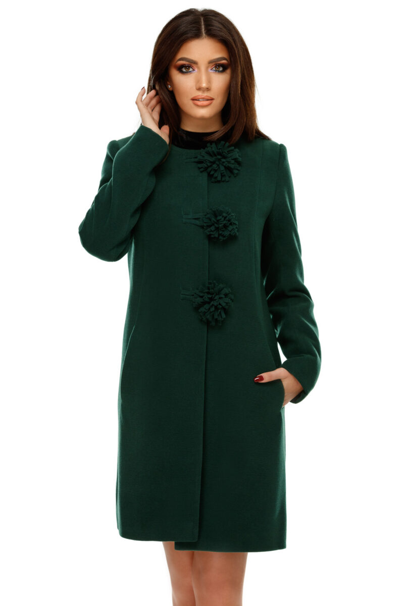 palton ava verde 9