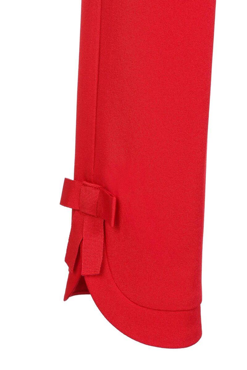pantalon melanie rosu 6