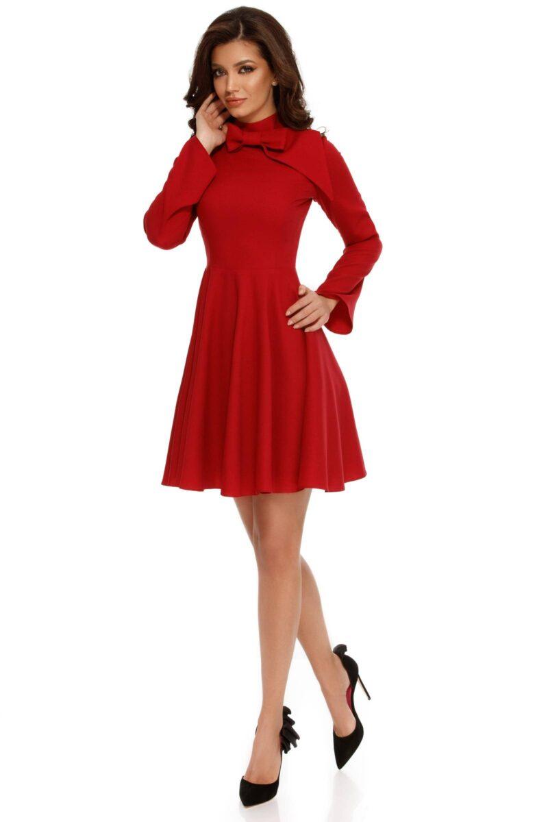 rochie alice bordo 1
