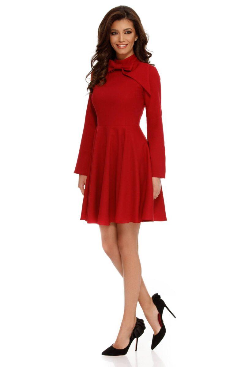 rochie alice bordo 2