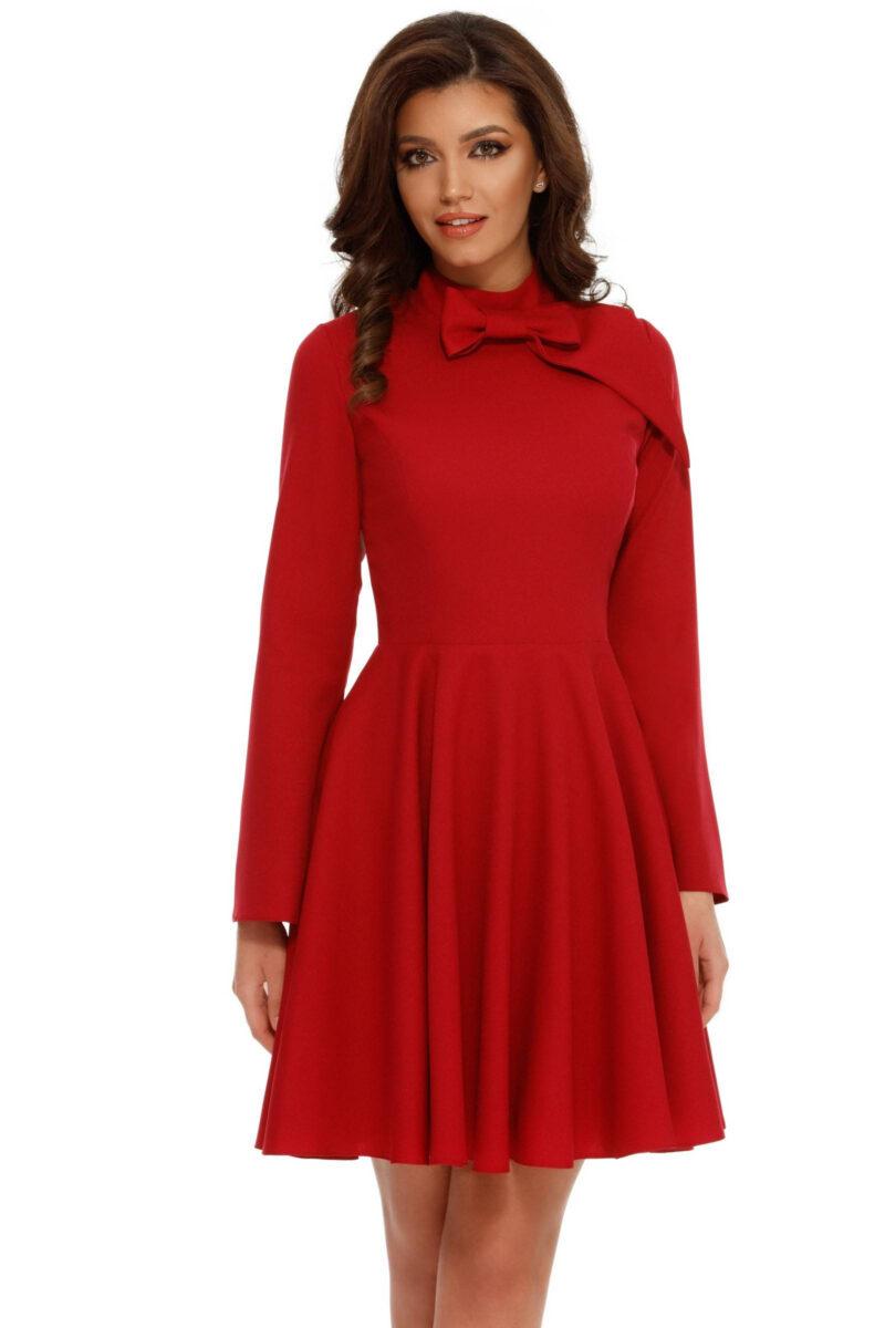 rochie alice bordo