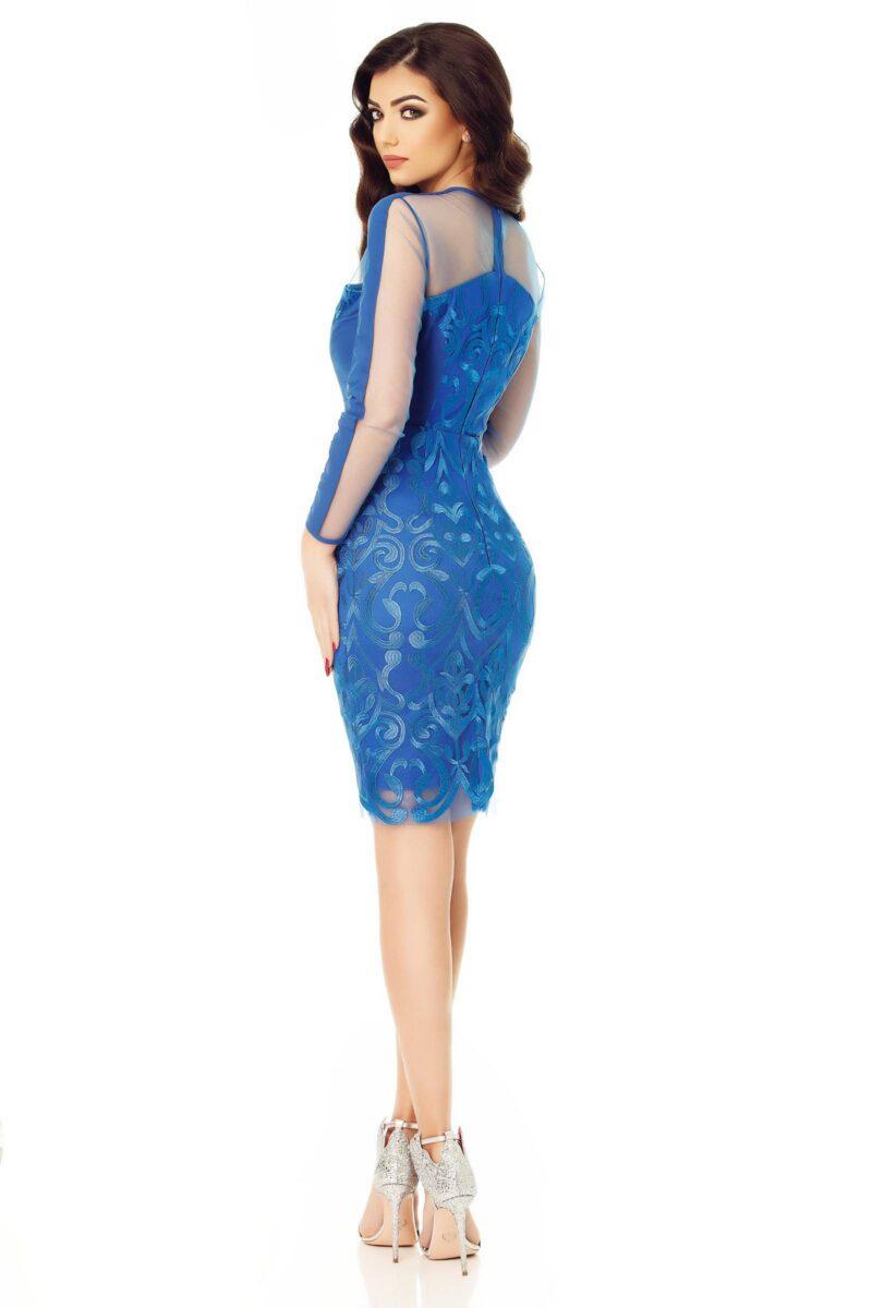 rochie ari albastra 11
