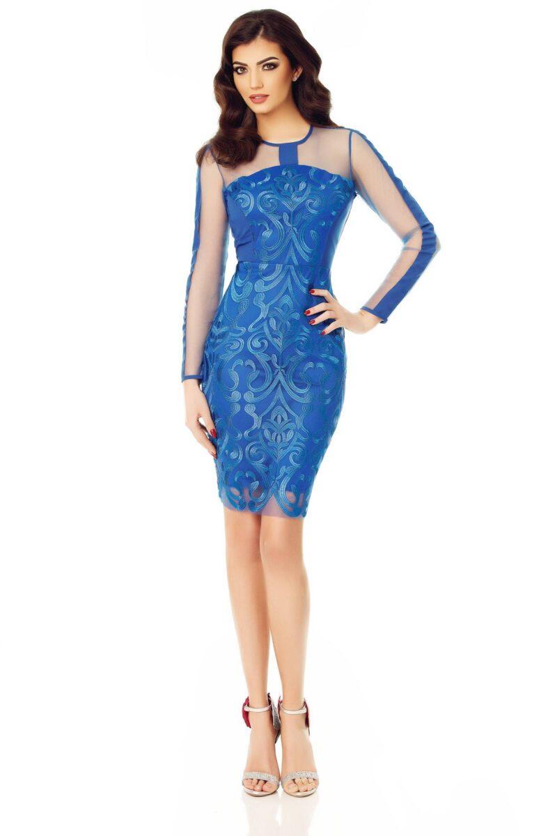 rochie ari albastra 9