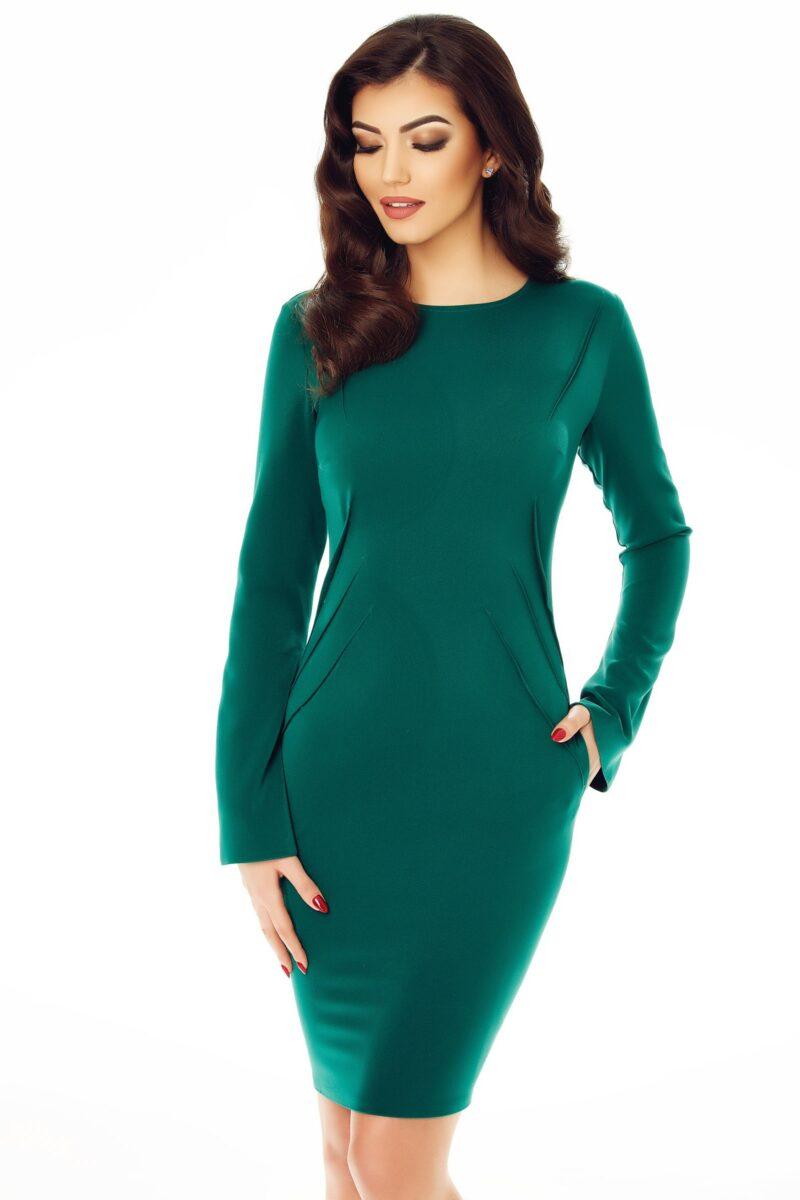 rochie aria verde 10