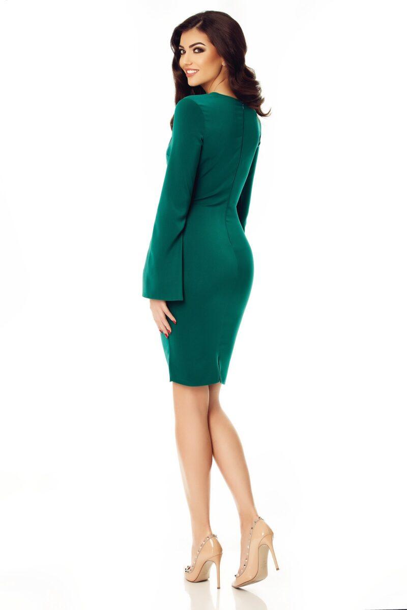 rochie aria verde 11