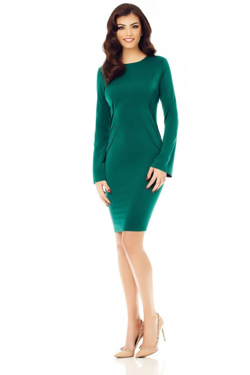 rochie aria verde 9