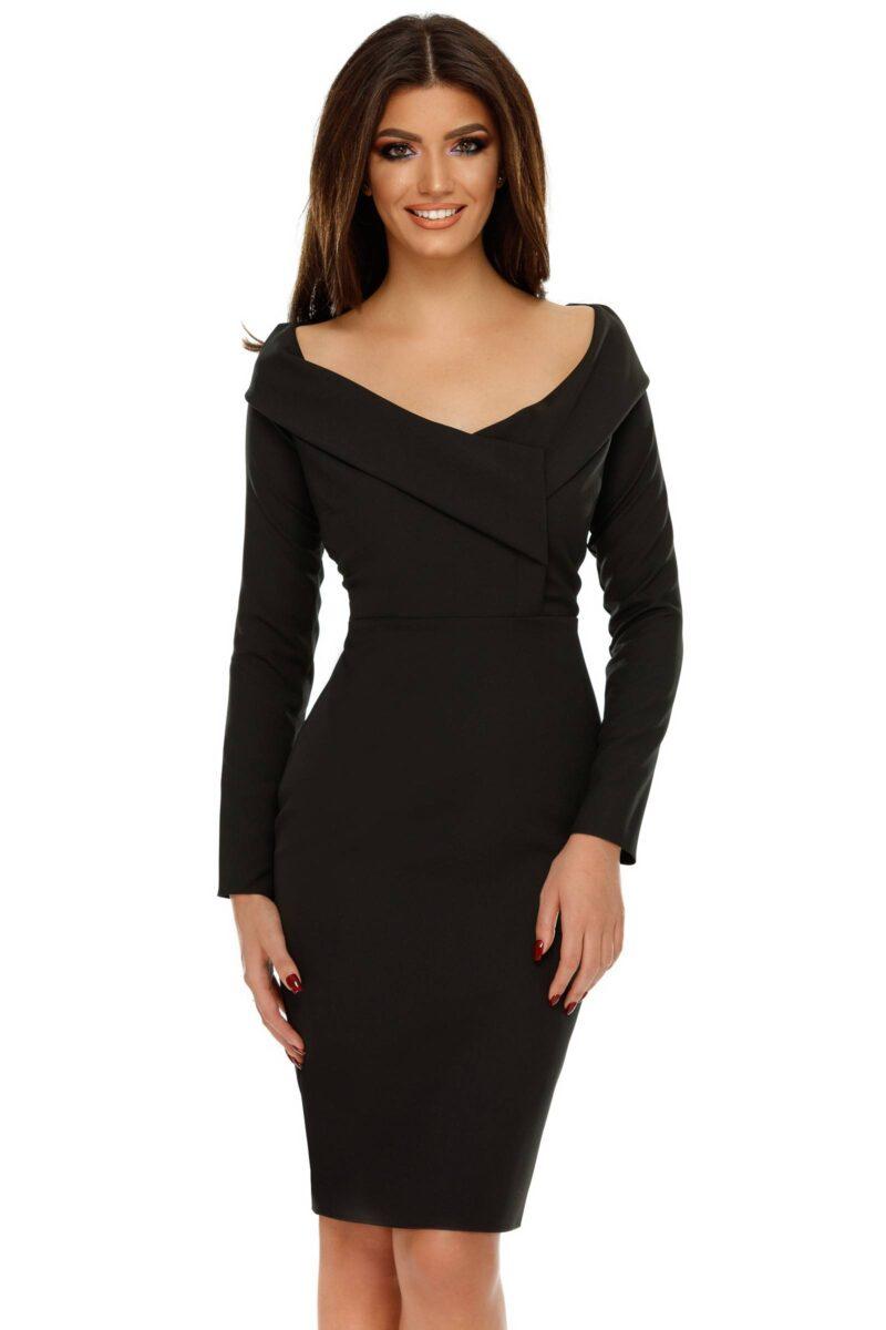 rochie artemis neagra 1