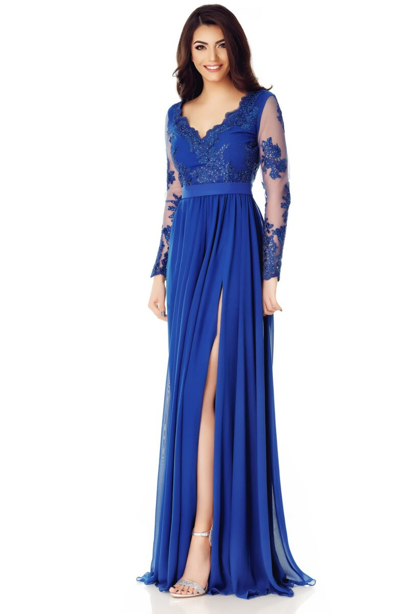 rochie darma albastra 6