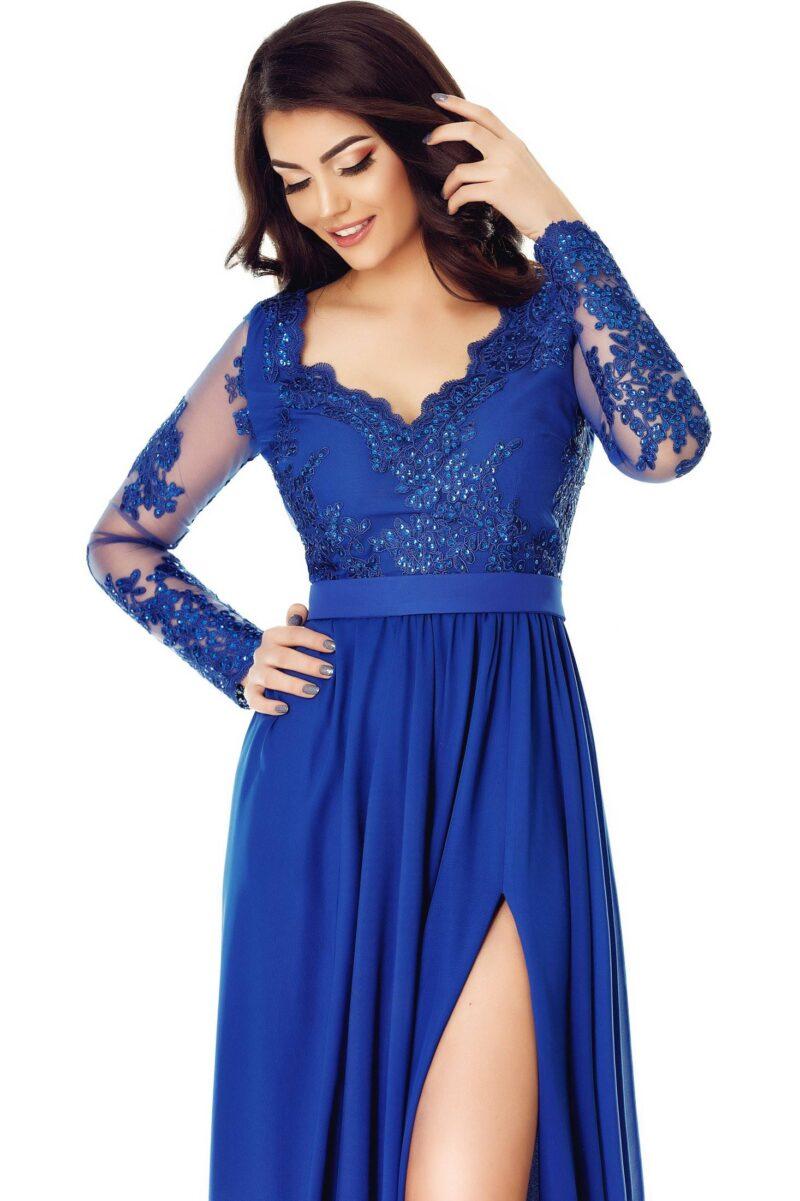rochie darma albastra 7