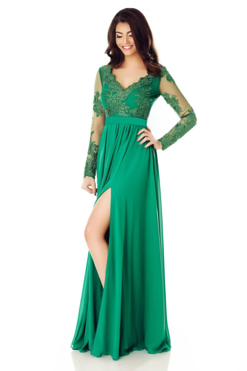 rochie darma verde 6