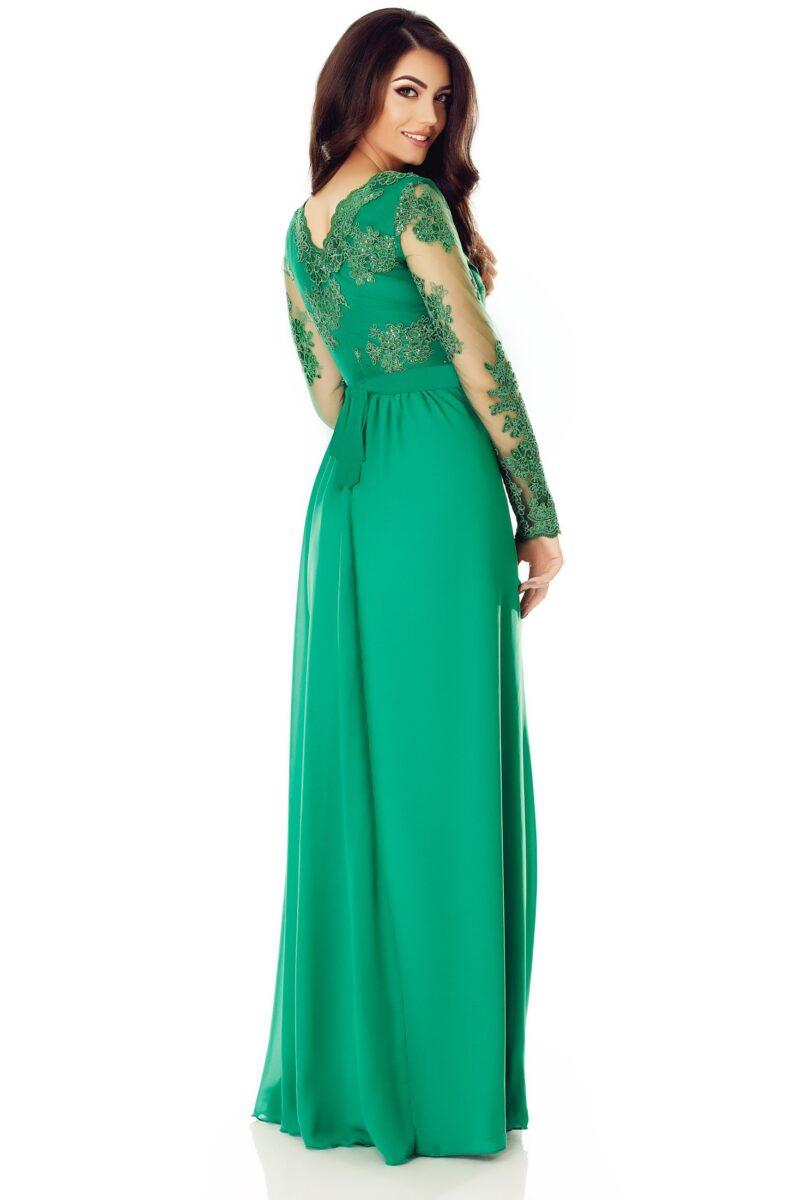 rochie darma verde 8