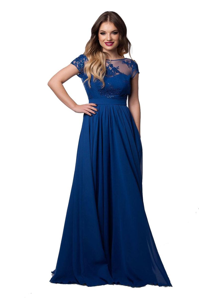 rochie erin albastra 3