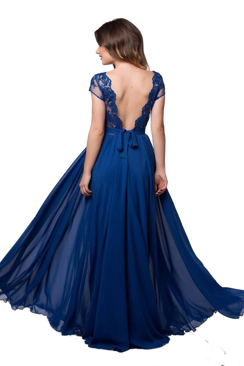 rochie erin albastra 5