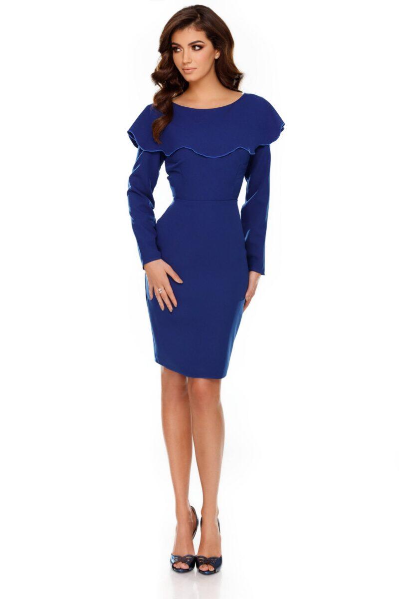 rochie lana albastra 1 scaled