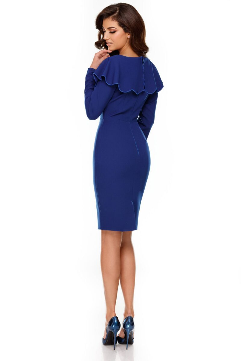 rochie lana albastra 2 scaled