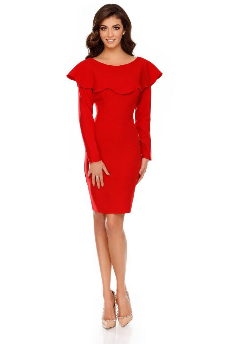 rochie lana rosie scaled