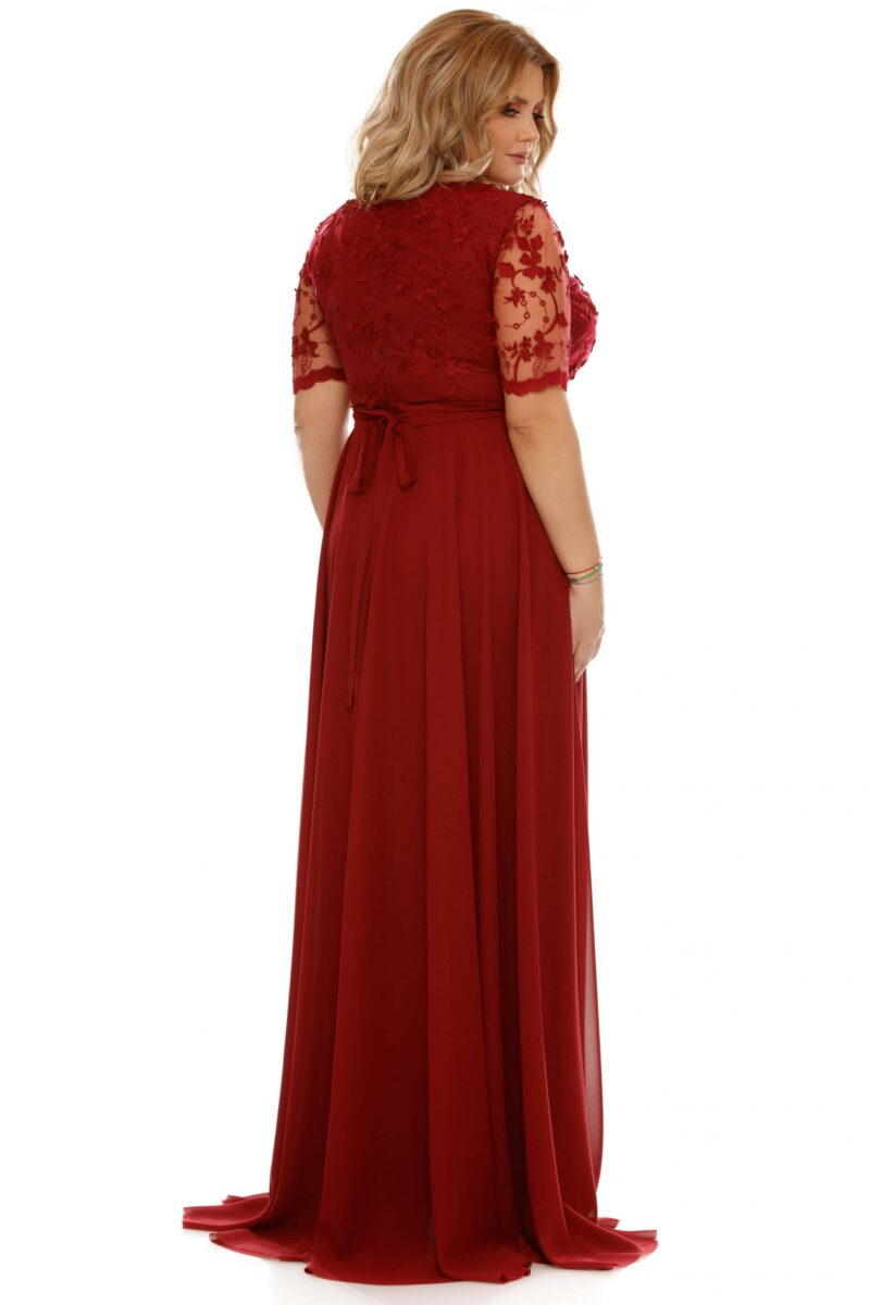 rochie plus size deborah bordo 7 scaled