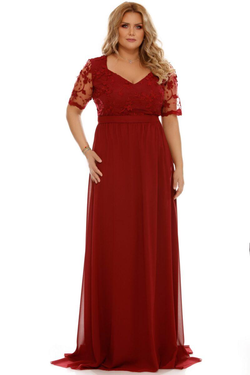 rochie plus size deborah bordo 8 scaled
