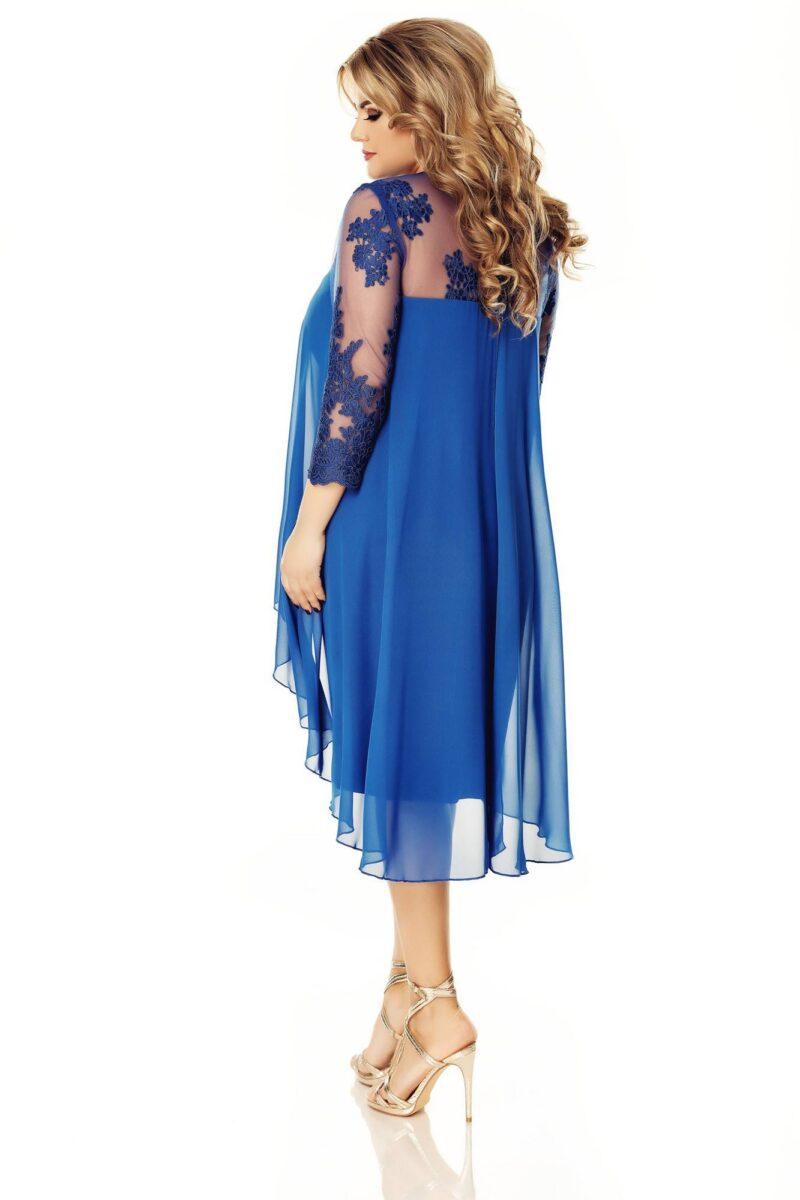 rochie plus size flora 6