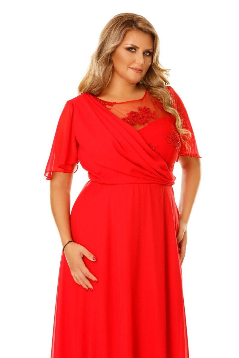 rochie plus size helen rosie 3