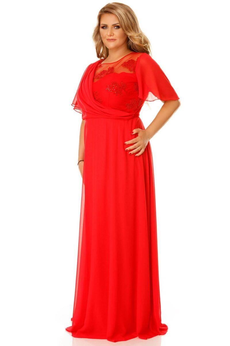 rochie plus size helen rosie 4