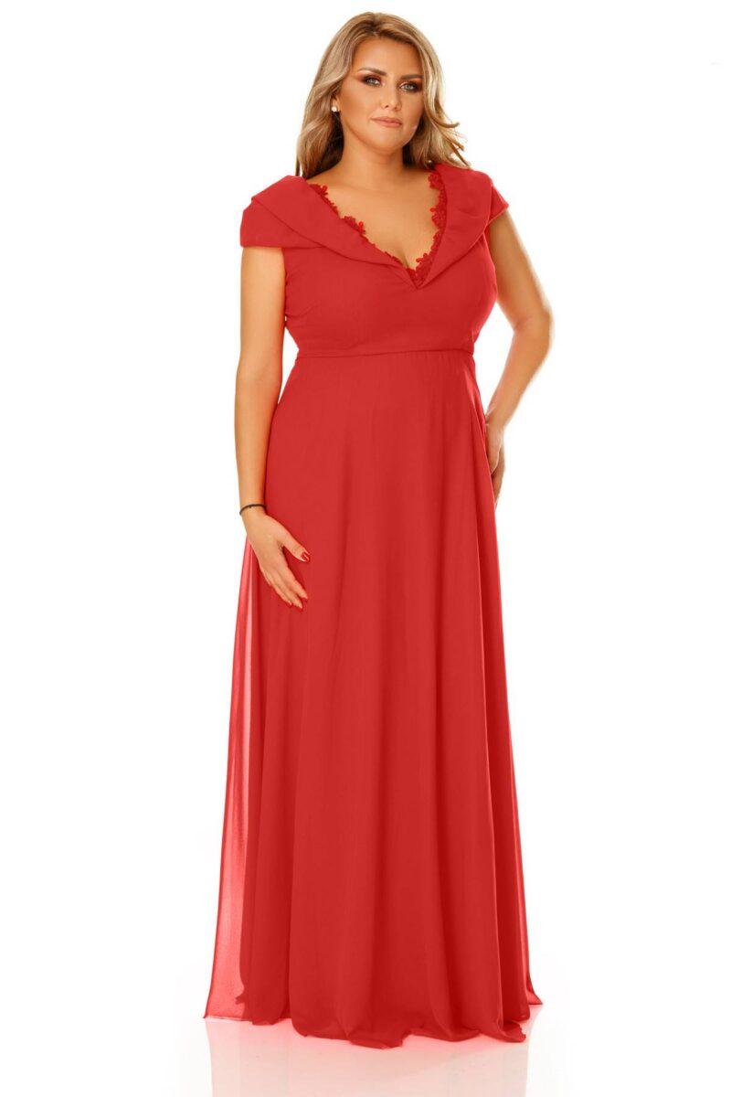 rochie plus size lena rosie 6