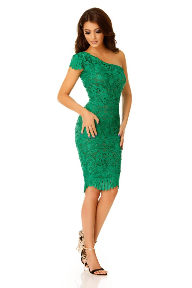 rochie sofia verde 2 scaled