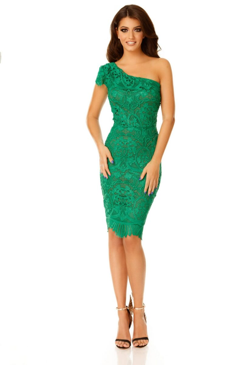 rochie sofia verde scaled