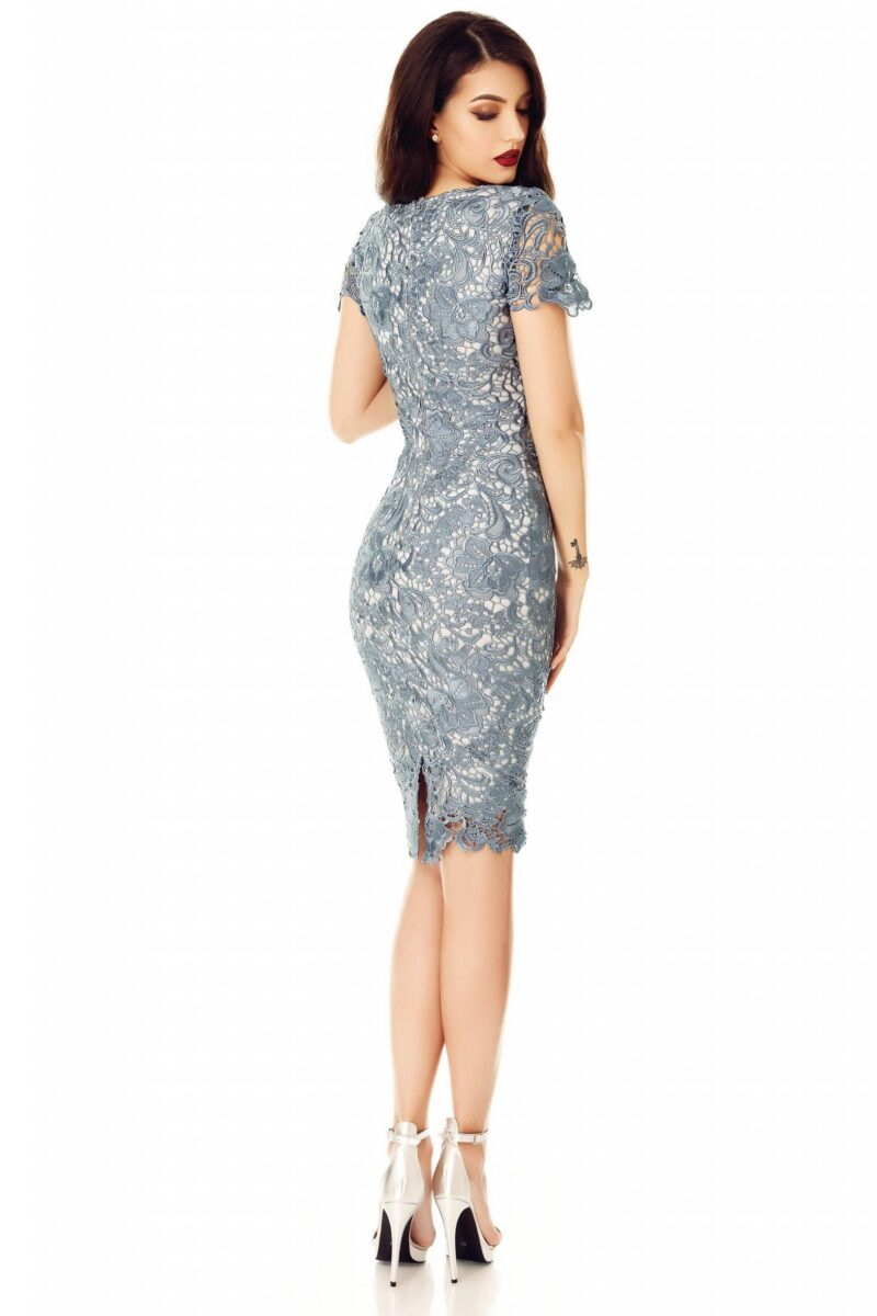 rochie taisa gri petrol 4 scaled