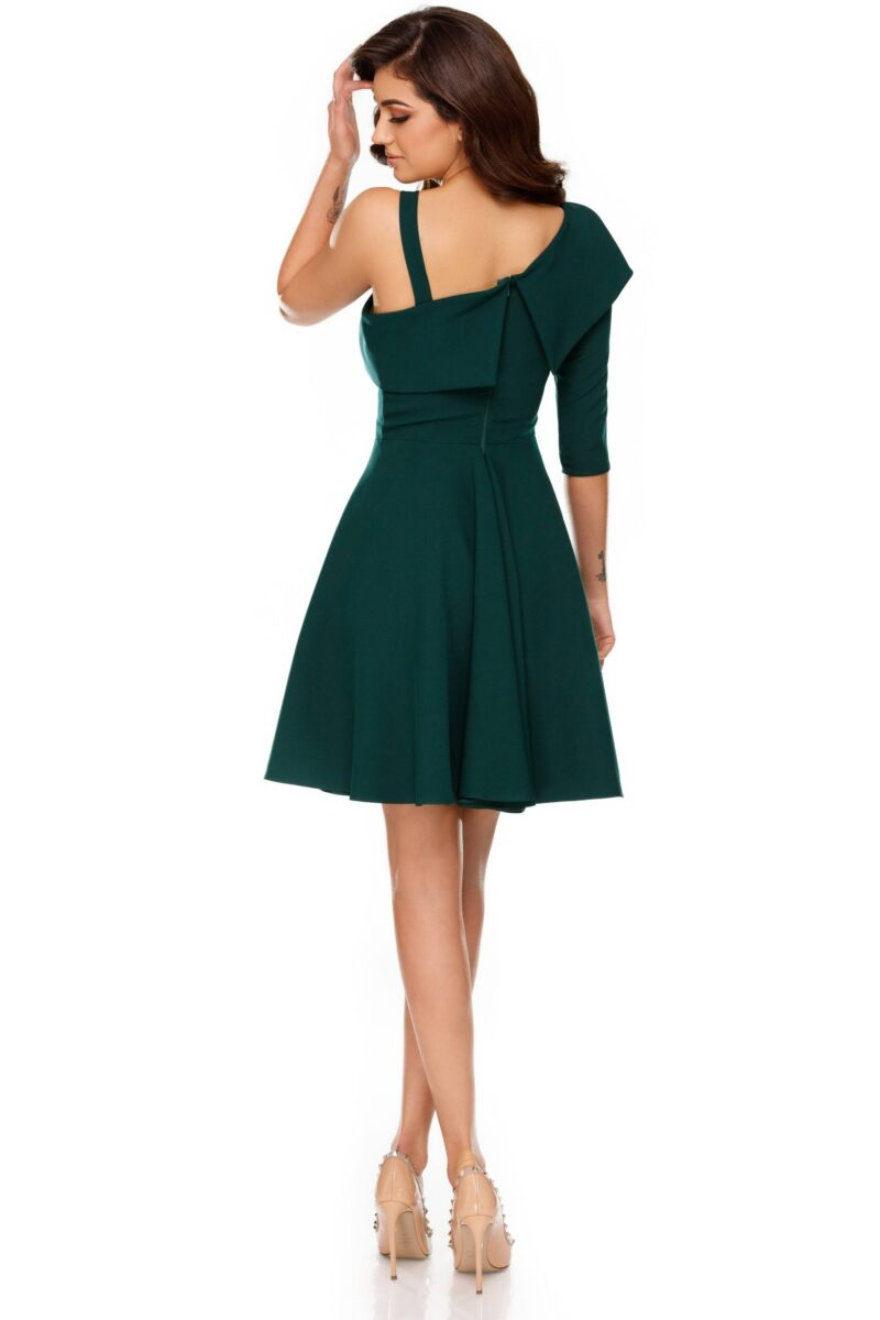 rochie thea verde 2 scaled