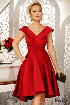Rochie Beautiful Marsala