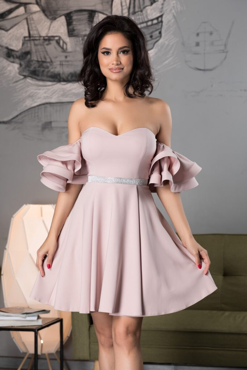 Rochie Chanelle Rose
