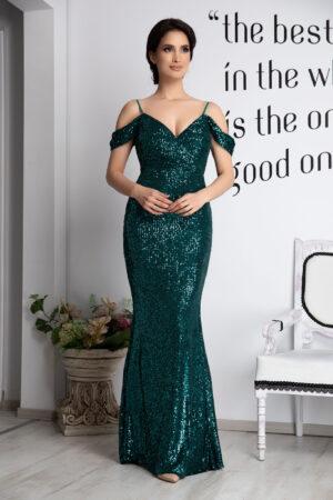 Rochie Cherish Verde
