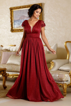 Rochie La Donna Beauty Bordo