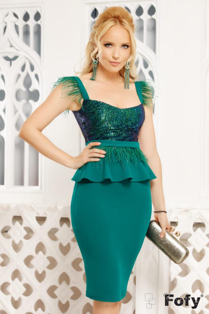 Rochie Lorra Verde