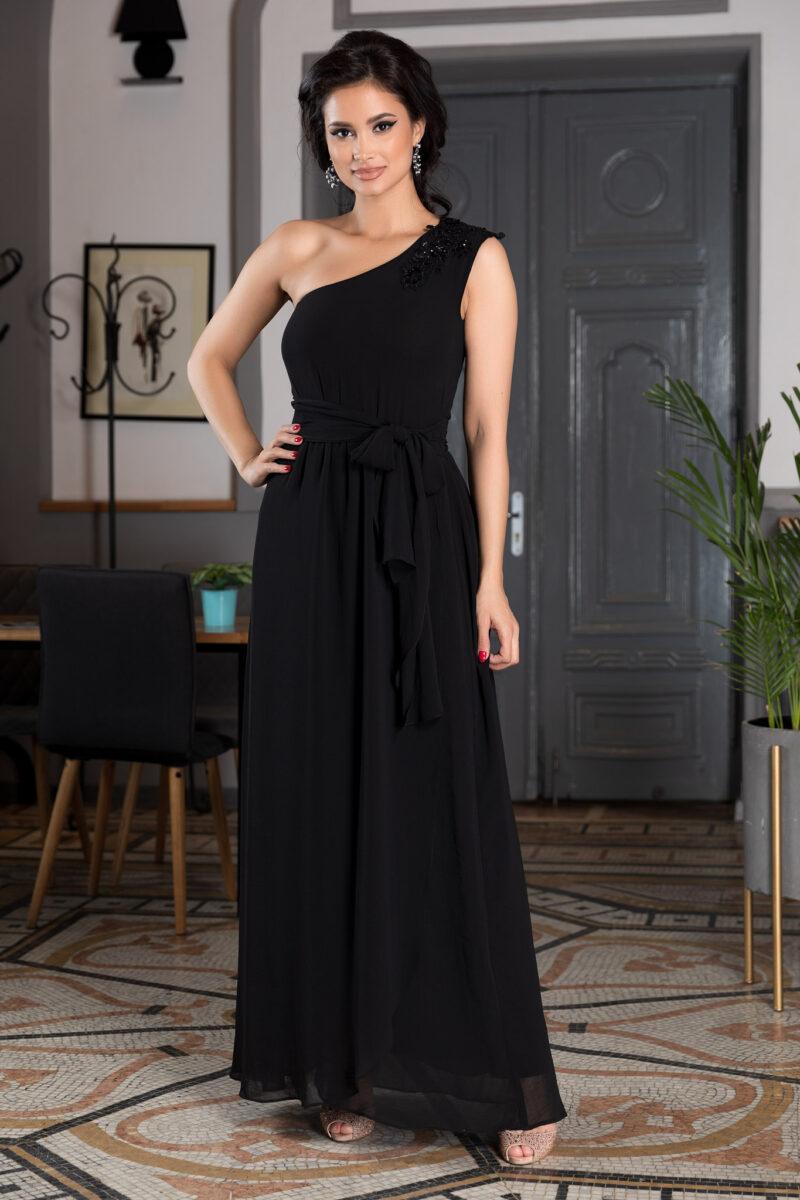 Rochie Romantic Look Neagra