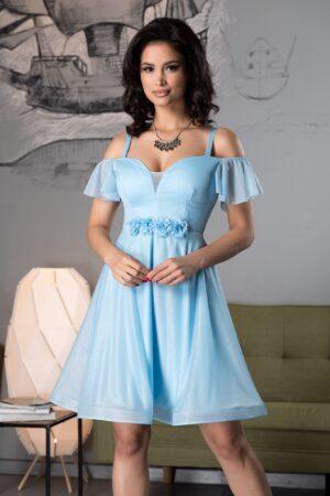 Rochie Sonique Bleu