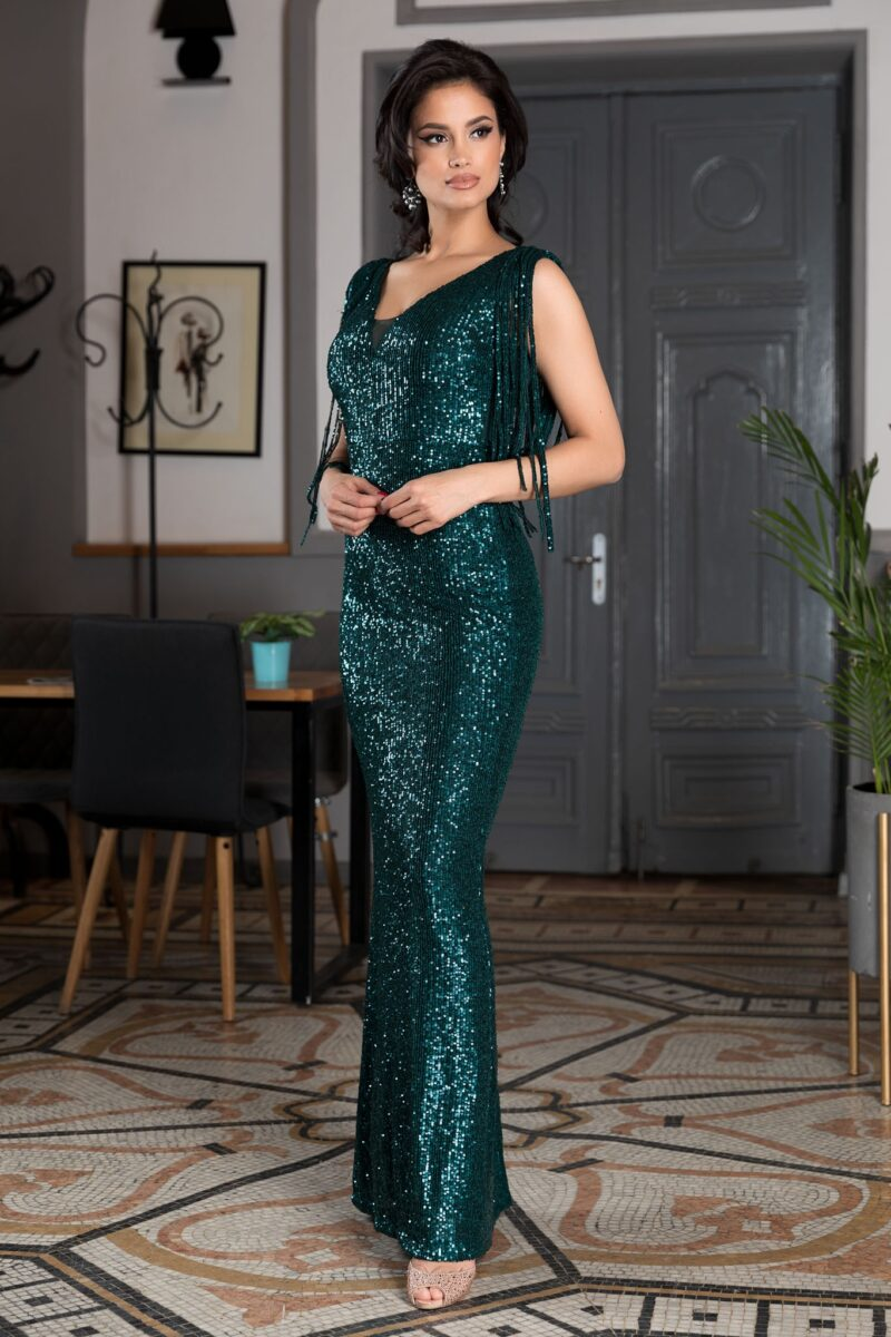 Rochie Sophisticated Verde