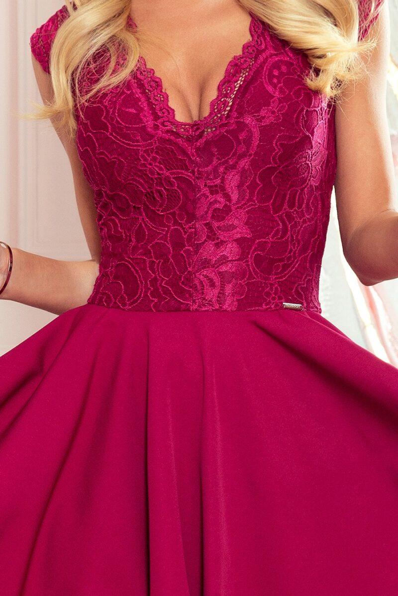 rochie burgundy patricia5
