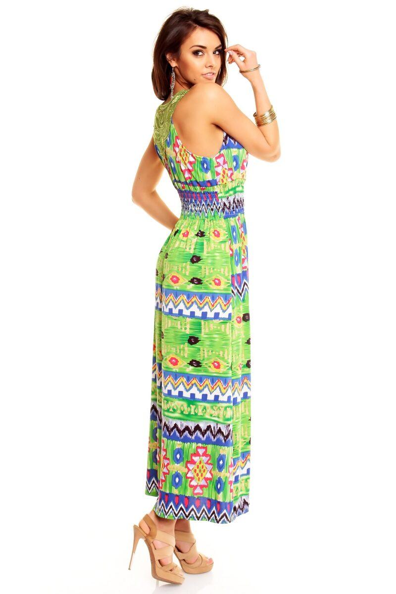 rochie verde 982
