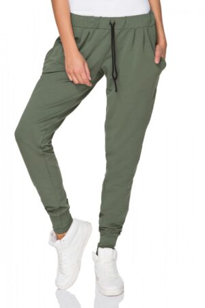 Pantaloni de trening dama verzi