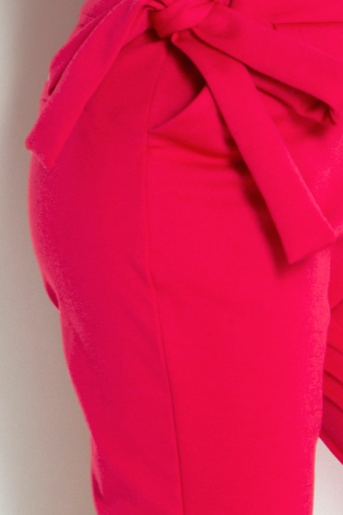 Salopeta roz lunga eleganta de vara