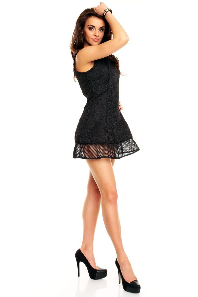 rochie creponata club 08070