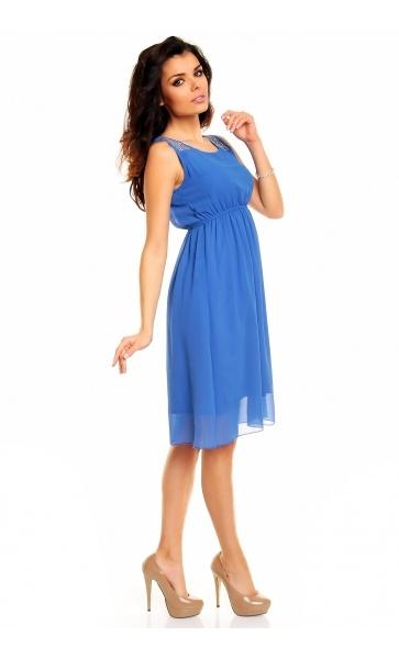 rochie de seara albastra 1
