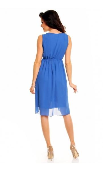 rochie de seara albastra 2